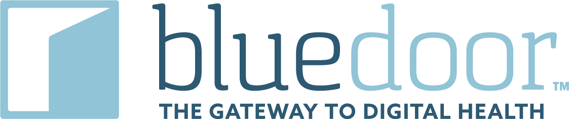 Bluedoor Mobile Logo
