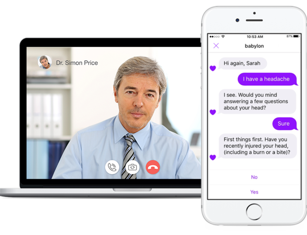 UK's NHS will test Babylon's triage chatbot to replace non-emergency hotline