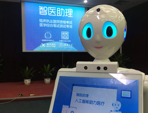 Chinese robot becomes world's first machine to pass medical exam